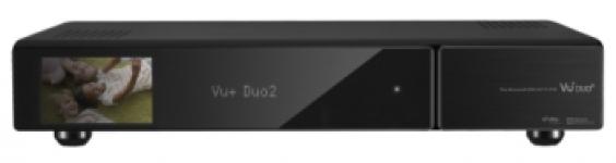Спутниковый ресивер Vu+Duo2